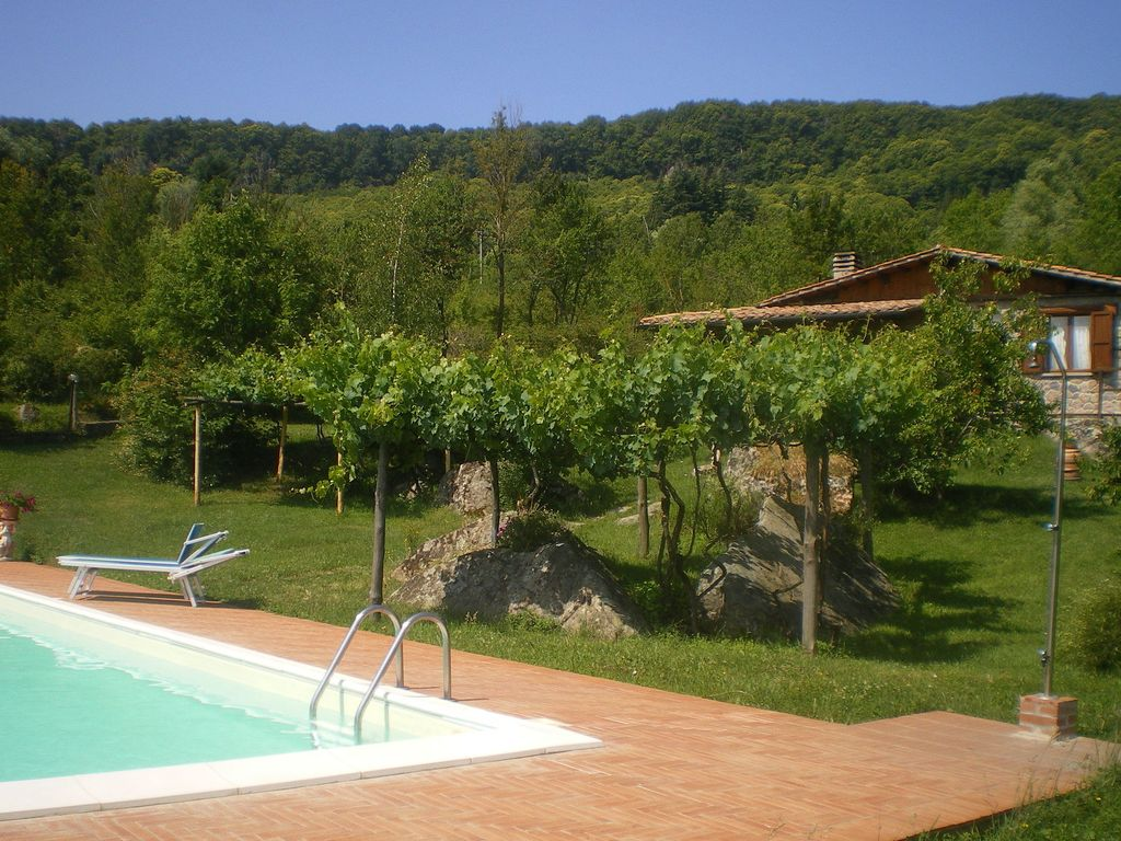 Holiday Home With Private Swimming Pool Barbecue Bread And Pizza Oven And Magnificent View