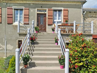 Photo for Vacation home La Ferme (OIA100) in Comiac - 8 persons, 4 bedrooms