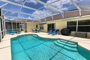 321 BS - South Facing 5 Bed Pool Home