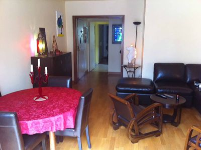 Photo for BIG 2 ROOMS IN THE HEART OF THE BUTTE AUX CAILLES (PARIS 13)