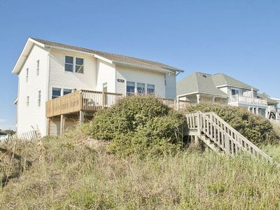 Photo for Plantation Lady: 5 BR / 4.5 BA home in Oak Island, Sleeps 16