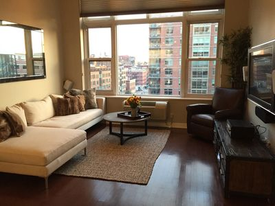 Photo for 2BR Condo Vacation Rental in Hoboken, New Jersey