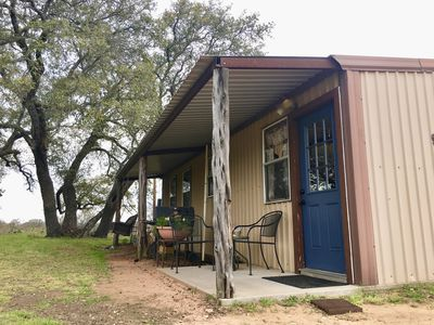 Photo for Cabin at the Phoenix Nest - Country Life - Private, Located On Working Ranch