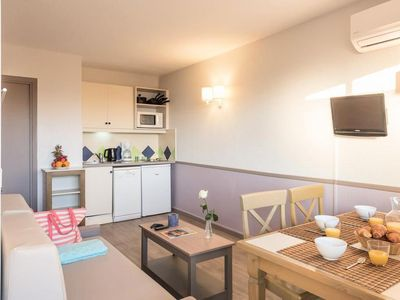 Photo for Residence Pierre & Vacances La Rostagne *** - 2 Room Apartment 6 People Standard - Air Conditioned