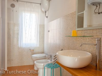 Photo for Two-room apartment just 500 meters from the beach - Baia Turchese Olbia