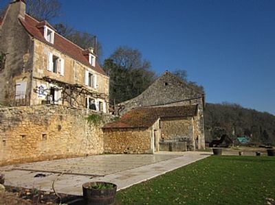 Photo for House With Pool in Castels, Near St Cyprien, Dordogne, France