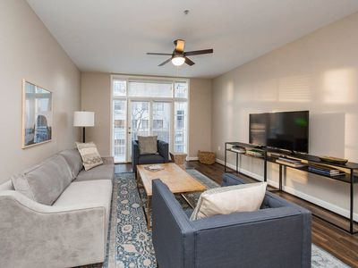 Photo for Trendy Hillsboro Condo in Ideal Location by Mint House