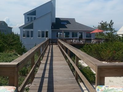 Photo for JUST REDUCED! Best Oceanfront Value in Westhampton!
