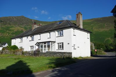 Grange Fell Cottage in the Borrowdale Valley