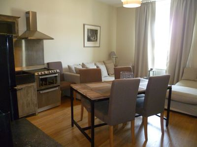 Photo for Luxury apartment facing the thermal baths of Contrexeville