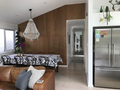 Photo for Beach luxe - renovated beach family home