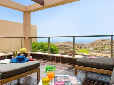 Photo for Vacation home Salobre Golf Villa Golfers 2 in Maspalomas - 5 persons, 3 bedrooms