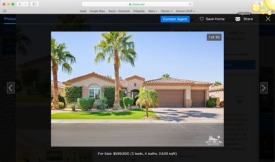 Photo for Private pool home, close to PGA West, Tennis Garden, Coachella Music Festivals