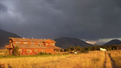 Photo for Beautiful Lodge on the Yellowstone - Great for Hunters/Fishermen and Families!
