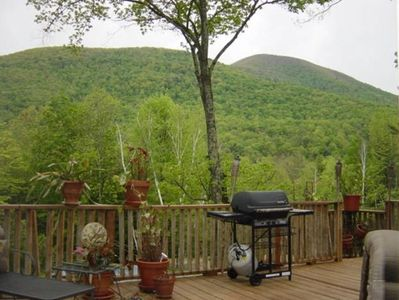 Photo for Hikers Haven 4b House for Rent with Stunning  Mountain View