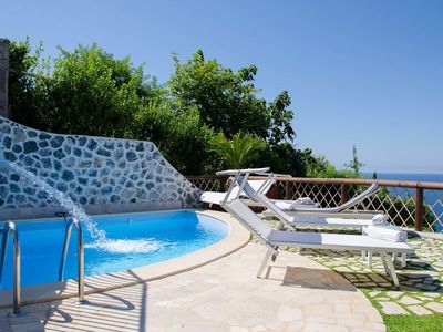Photo for 2BR Villa Vacation Rental in Praiano