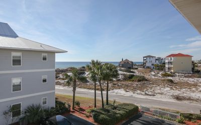 Photo for Seagrove Gulf View Condo, 120 Steps to Beach, community pool!