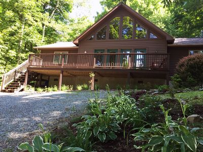 Photo for Blowing Rock Cabin* Near Major Attractions* 4 Miles To Blowing Rock