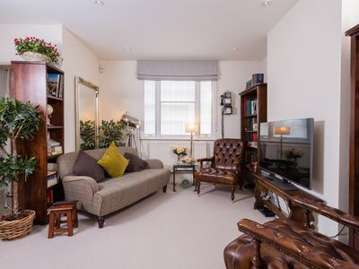 Photo for LUXURIOUS CENTRAL LONDON SLOANE SQUARE HOUSE, 2 SITTING ROOMS, 2 BEDS & GARDEN