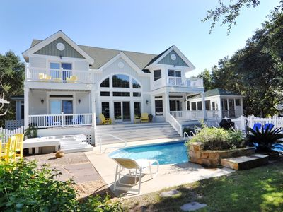 Photo for Beyond The Sea: 5 BR / 4 BA house in Corolla, Sleeps 12