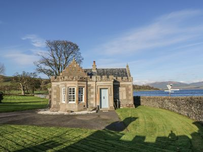 Photo for The Gate Lodge, PORT BANNATYNE, ISLE OF BUTE