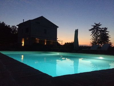 Photo for NEW! Cozy country house in the south of Le Marche, with swimming pool, BEACH & MOUNTAINS