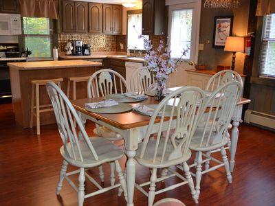 Photo for Amazing three bedroom home with 2 separate living areas!