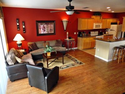 Photo for Wonderous 3 bedroom 2 bath Tonwhouse for up to 6 guests