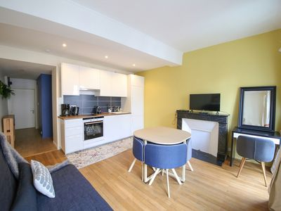 Photo for Charming apartment in the hypercentre of Nantes