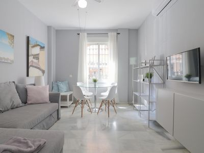 Photo for Bright and Quiet Apartment by Town (C95)