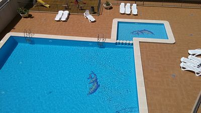 Photo for Luxury 3 bedroom Apartment with Communal Pool and WIFI .