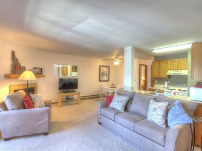 Photo for CLEAN COMFORTABLE CONDO CLOSE TO DOWNTOWN AND PAYETTE LAKE