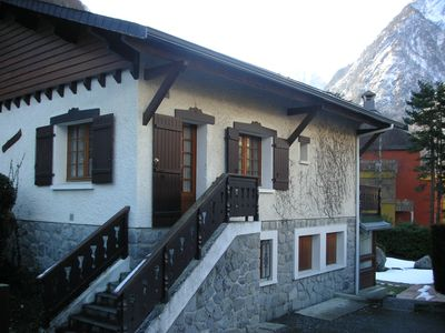 Photo for STUDIO 2/3 people- 25m² - in Pyrenees chalet