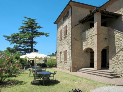 Photo for Apartment Villa Caggio (VOL140) in Volterra - 2 persons, 1 bedrooms
