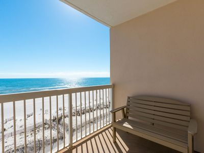 #702 Updated Direct Gulf View 1 BR w/ Built in Bunks at Low Density Complex