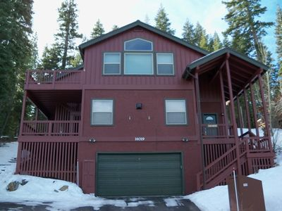 Photo for The Perfect Tahoe Donner Get-Away Vacation Home with a Hot Tub!