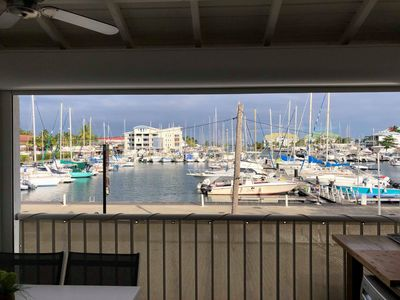 Photo for EXCEPTIONAL VIEW MARINA OF ST FRANCOIS