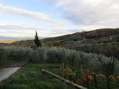 Photo for Beautiful Restored Hill Top Farm House on the Edge of Chianti