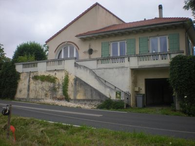 Photo for Villa with view on the Pyrenees to rent at the weekend or the week