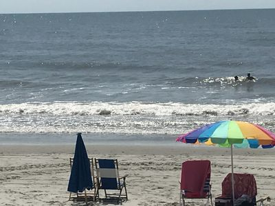 Photo for A Shore Thing with an Ocean View is a sure way to enjoy Myrtle Beach