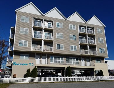 Photo for Large Ocean Block Townhome, Ocean View 200 Ft From Boardwalk