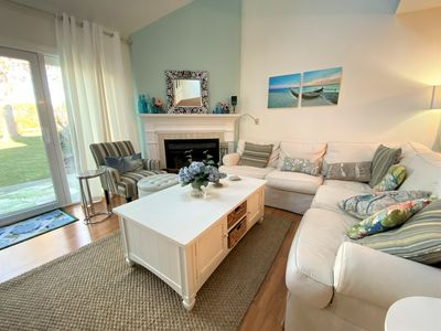 Photo for Ocean Edge: Renovated, King Bed. new furnishings, 4 A/C's & 6 Pool passes (extra fees apply) - TR0714