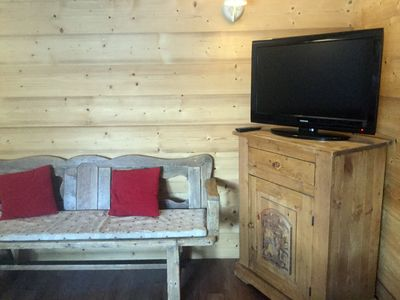 Photo for Acceuilant and comfortable apartment chalet in the Chamonix Valley