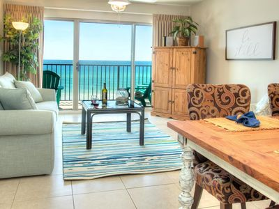 Photo for Spectacular Beachfront Emerald Towers West 4006!