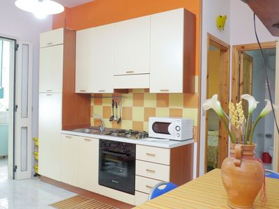 Photo for Residence equipped with all comforts, 300 meters from the sea