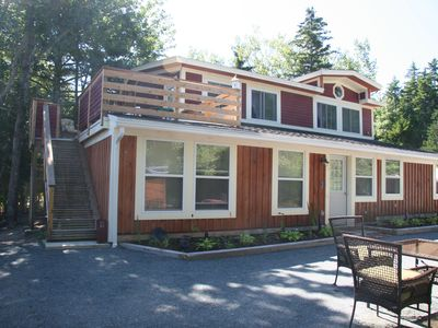 Photo for Lookout Townhouse in the Heart of Acadia, easy 5 minute walk into town