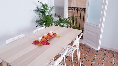 Photo for Charming apartment in the center of Tarragona. Ideal families.