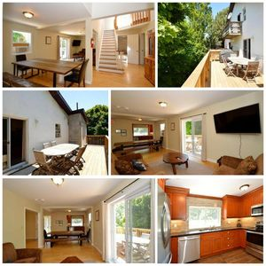 Photo for 5 Bed Blue Mountain Loft Chalet Sleeps 10