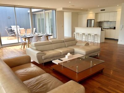 Photo for 3BR Apartment Vacation Rental in Zetland, NSW