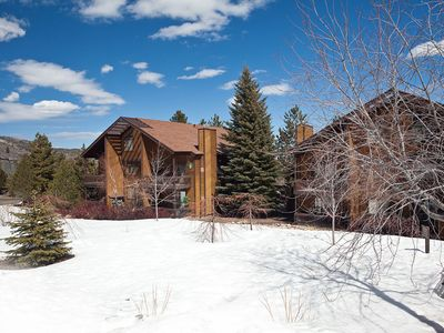 Photo for 1 BR Red Pine Condo B1- Just Below the Canyons Village